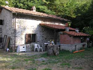 Country house in the woods - Toscana Verde